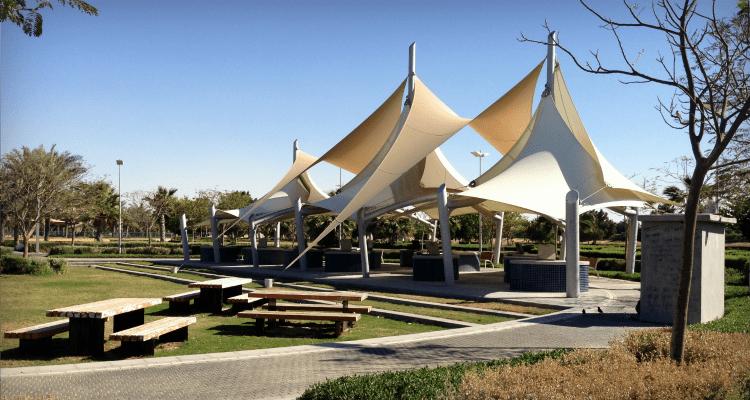 Yas Gateway Park North