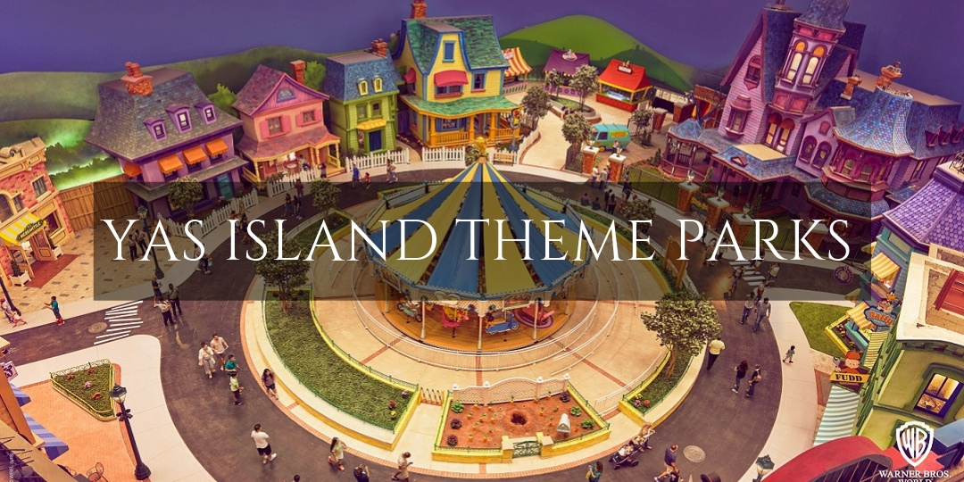 Insider Warner Broas World - Yas Island Theme Parks