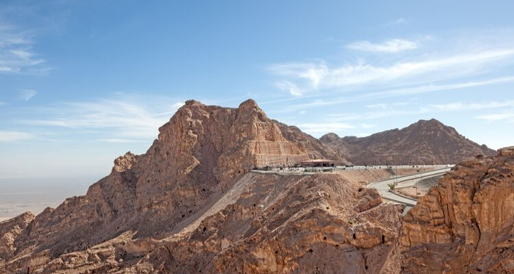 Jebel Hafeet Peak Al Ain