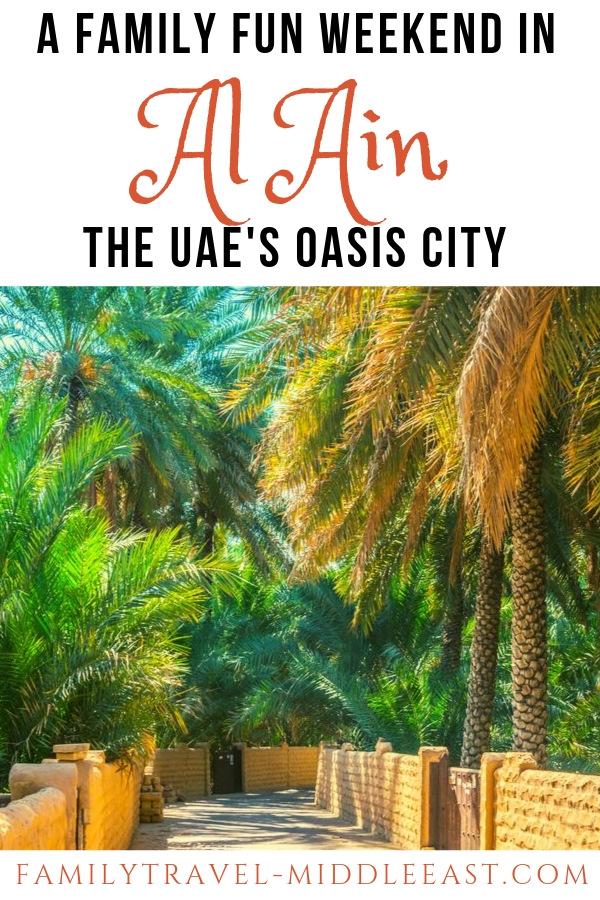 Al Ain Oasis City