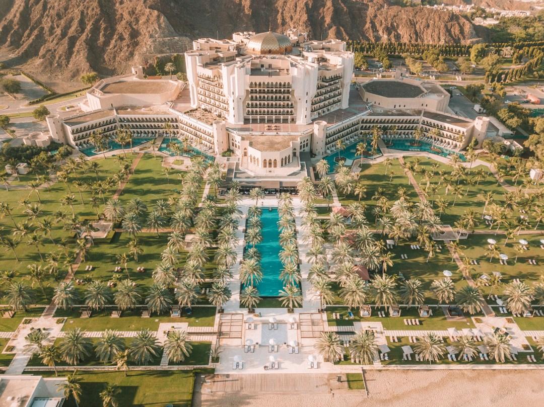 Al Bustan Palace by Ritz Carlton