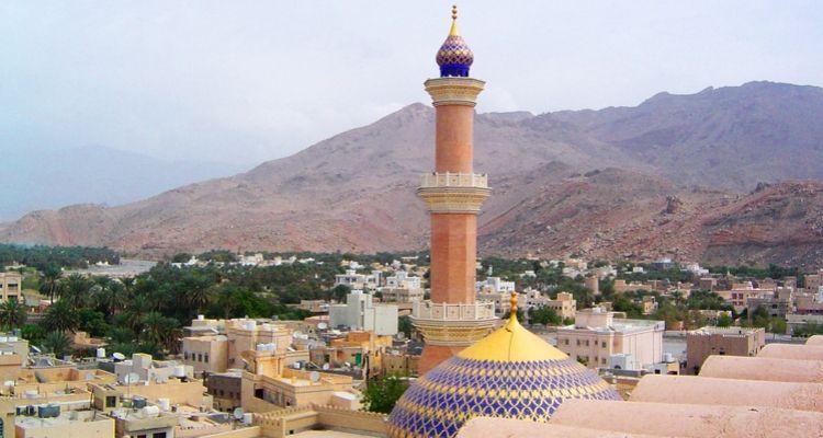 Nizwa the old capital of Oman