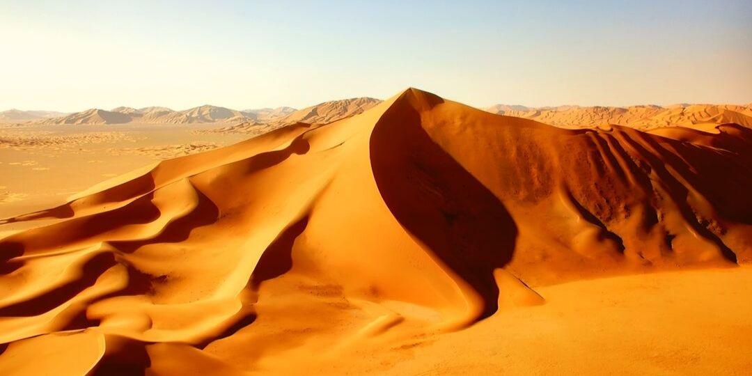Saudi Arabia Desert Dune
