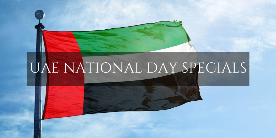 UAE Flag | UAE National Day Special Offers tickets and attractions