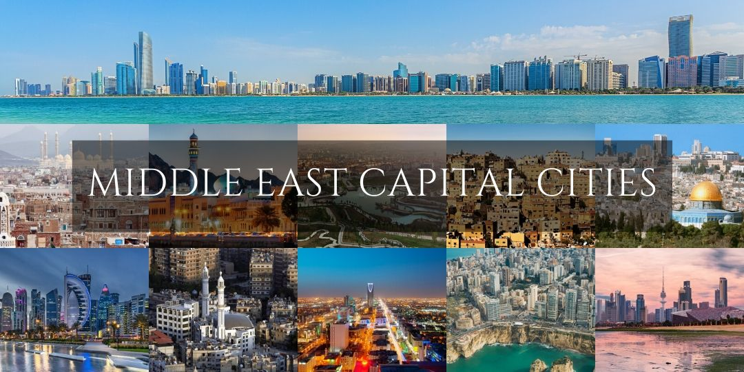 Middle East Capital Cities