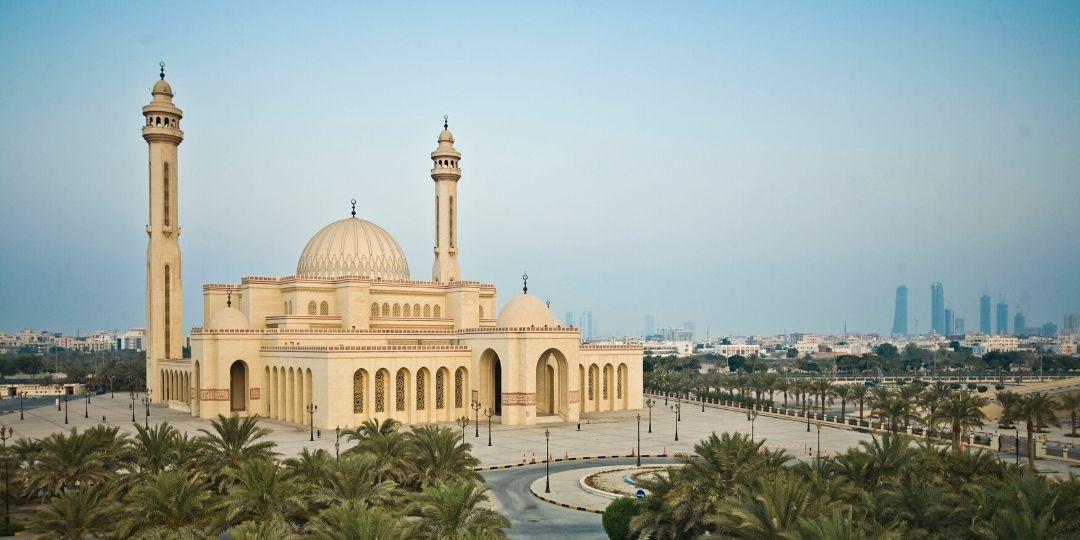 Ahmed Al Fatih Grand Mosque