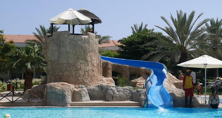 Fujairah Rotana Slide