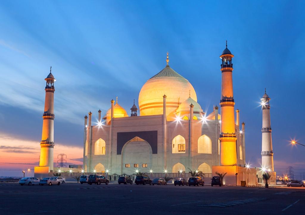 Siddiqa Fatima Zahra Mosque in Kuwait