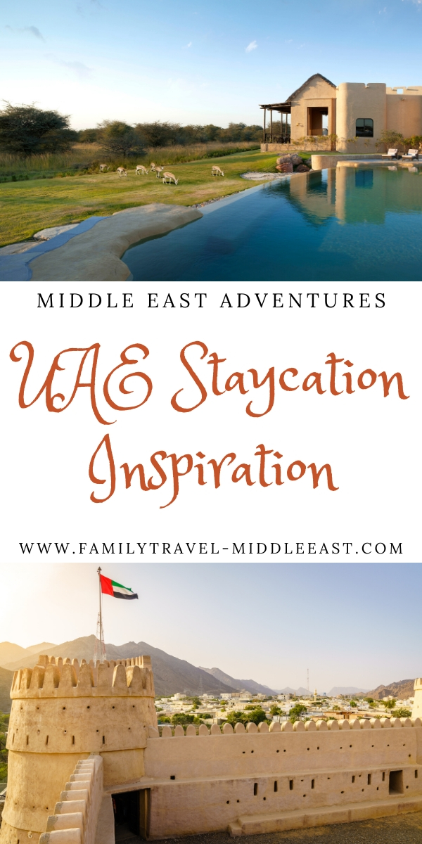 Pinteest UAE Staycation