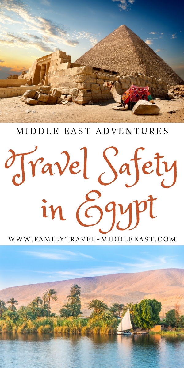 Travel Safety in Egypt
