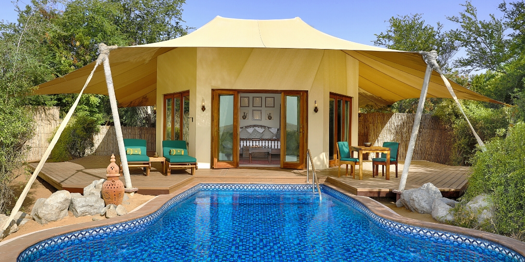 15 Exceptional UAE hotels with private pools