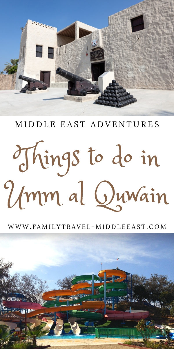Fun Family Things to do in the Emirate of Umm Al Quwain