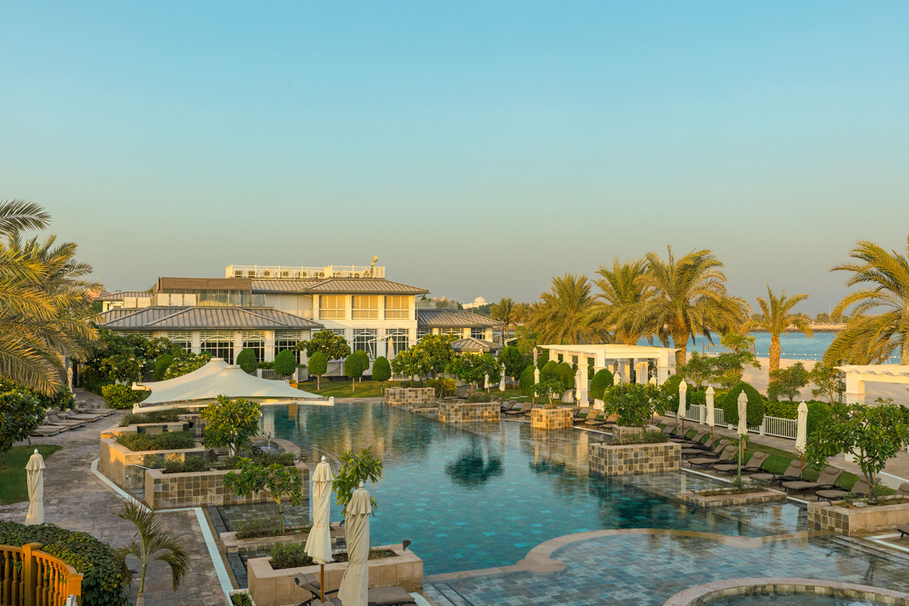 St Regis Nation Riveria Abu Dhabi Corniche