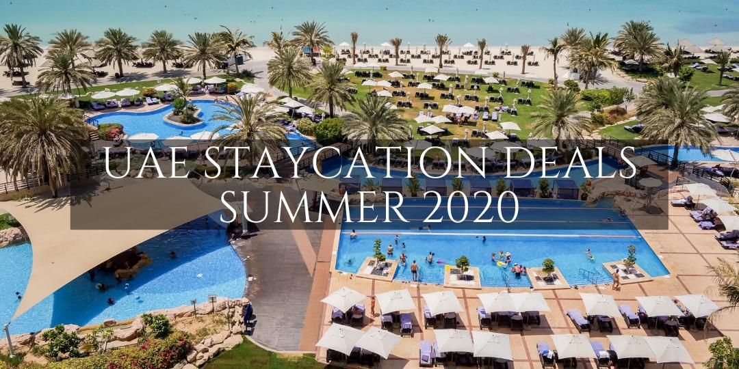 UAE Resort Staycation deals for summer