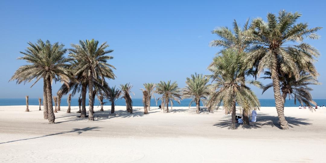 Umm Al Quwain Beach UAE