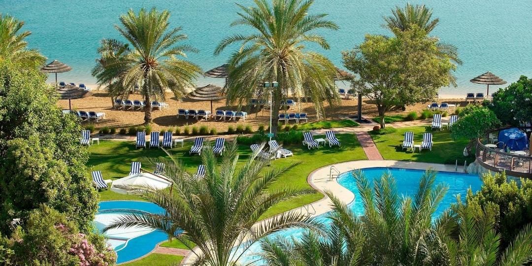 Abu Dhabi's Best Family Beach Clubs in 2021