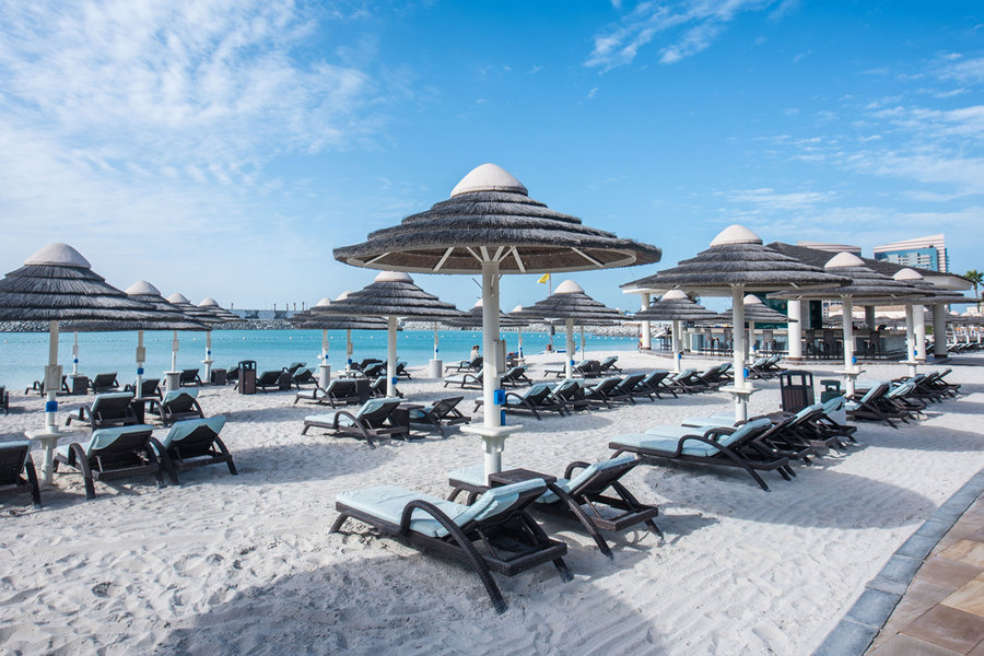 InterContinental Abu Dhabi Bayshore Beach Club