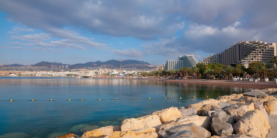 Eilat Red Sea Israel