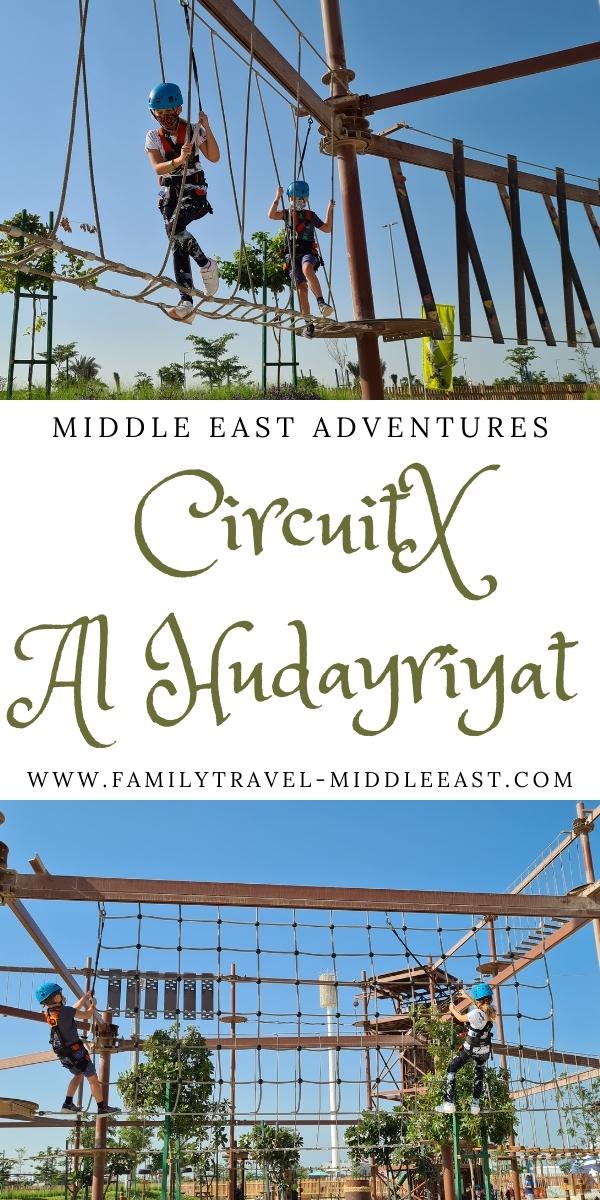 Pinterest CircuitX Al Hudayriyat