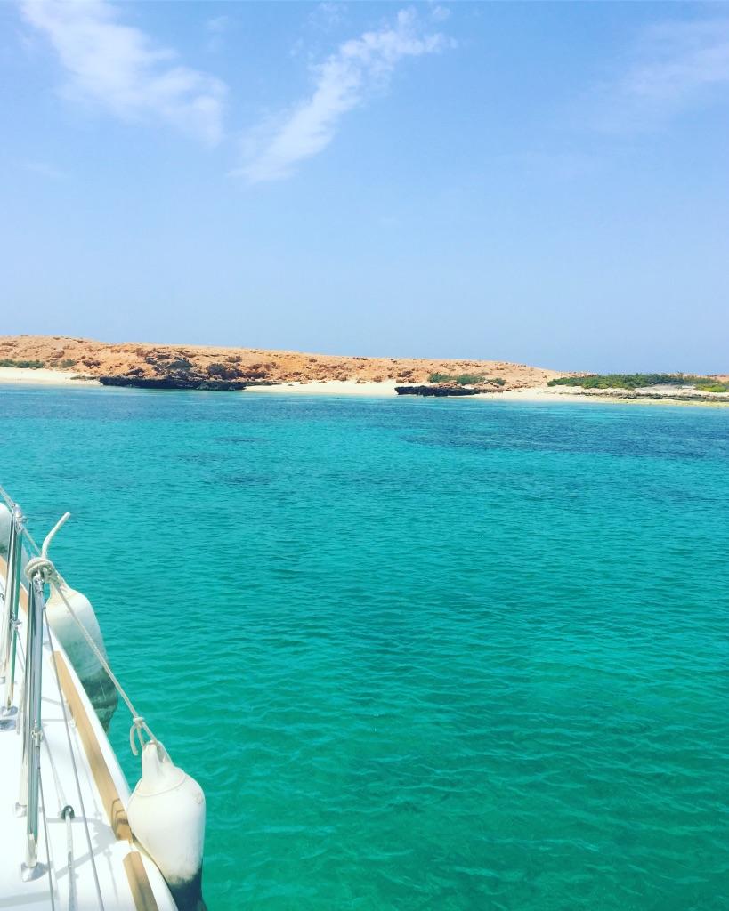 Daymaniyat Islands oman