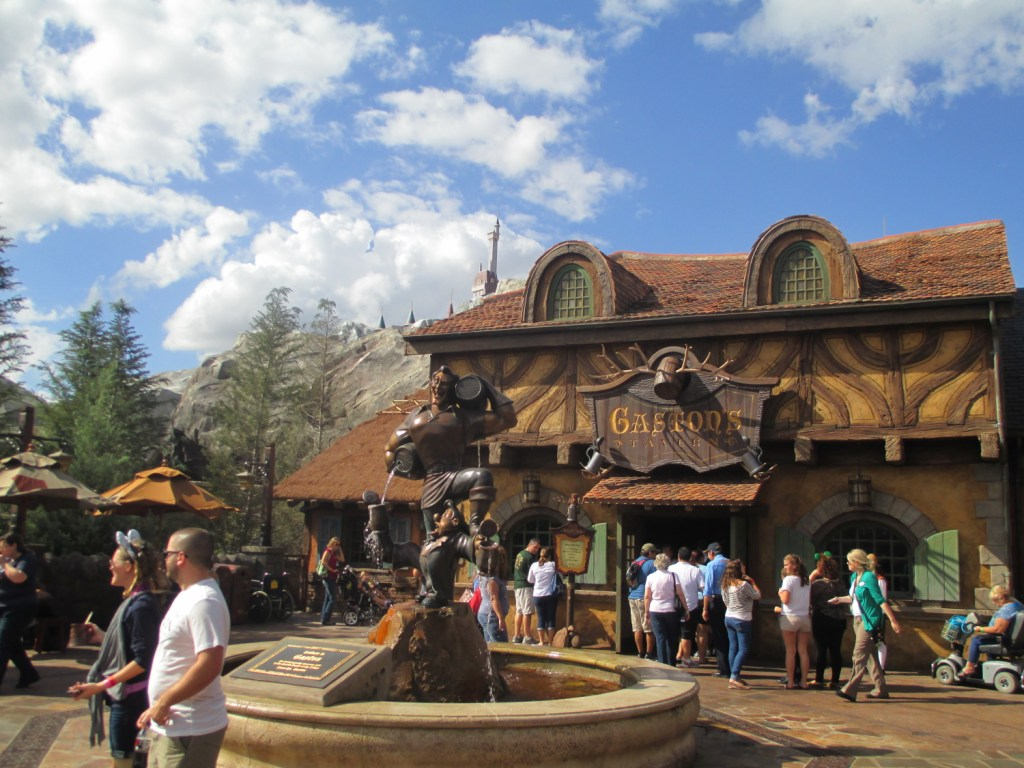 Favorite Spots in Magic Kingdom