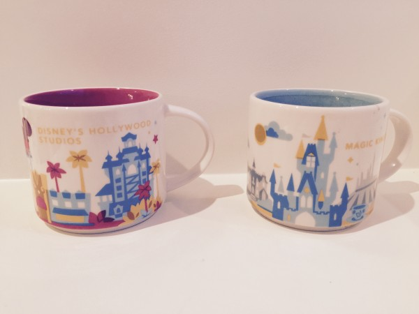 """great Disney Souvenirs Disney-Starbucks-mugs"""