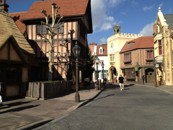 """British Pavilion at Epcot"""
