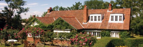 """C.S. Lewis home-The Kilns"""