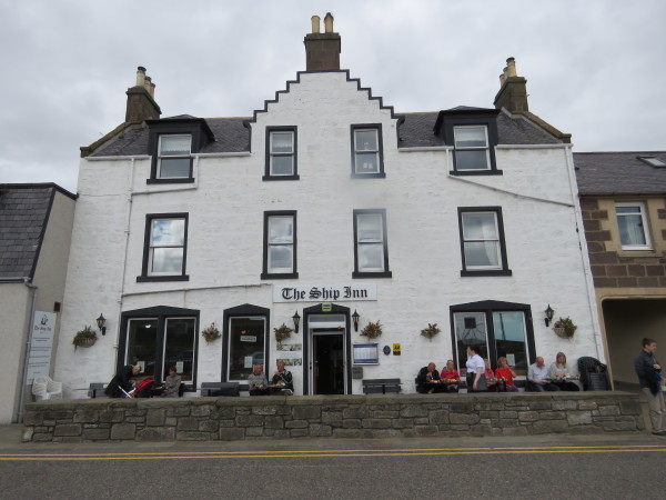The Ship Inn Stonehaven Scotland
