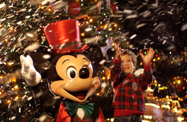 """Mickeys Very Merry Christmas Party"""