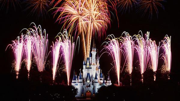 Disney World Christmas Wishes