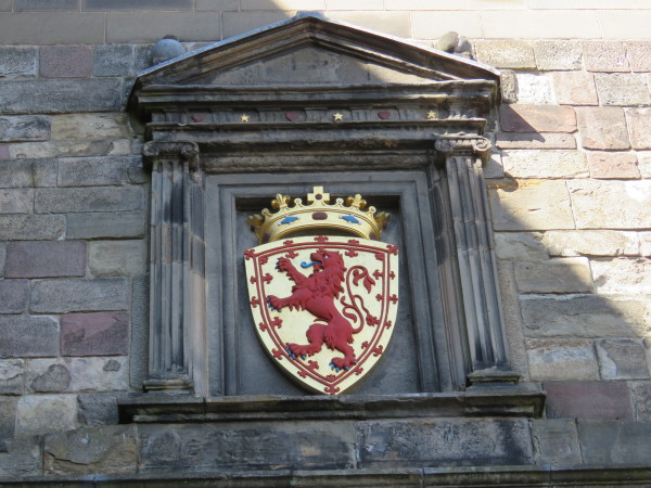 """Scottish Crest"""