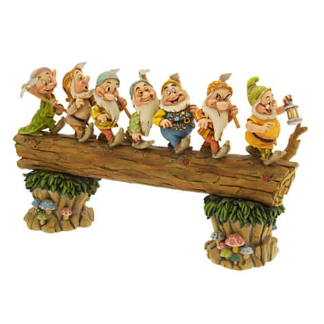 disney figurines the seven dwarfs