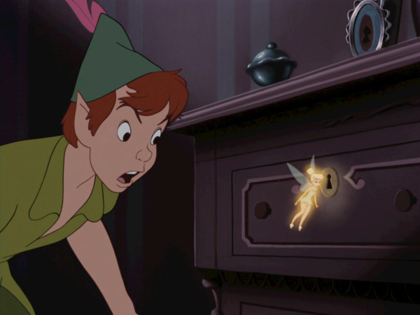 Peter Pan Disney Animated Classic Family Travel Escapades