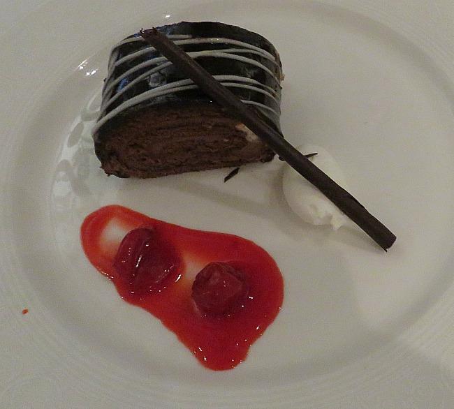 Disney Cruise Line Desserts