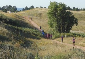 American Discovery Trail Marathon
