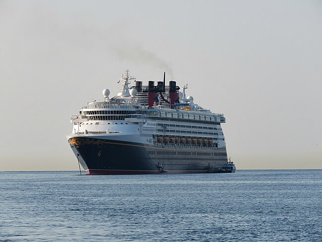 Disney Mediterranean Cruise Day 1