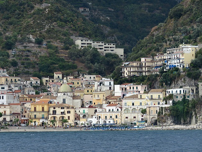 Disney Mediterranean Cruise Day 3 – Naples Italy