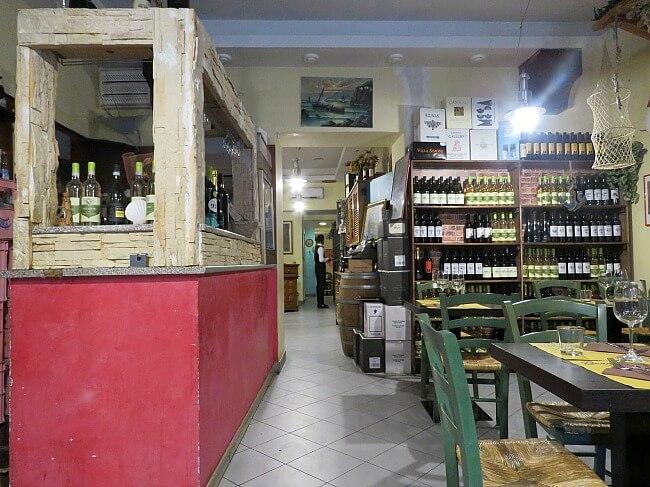 Good Eats in Rome – Berzitello Ristorante