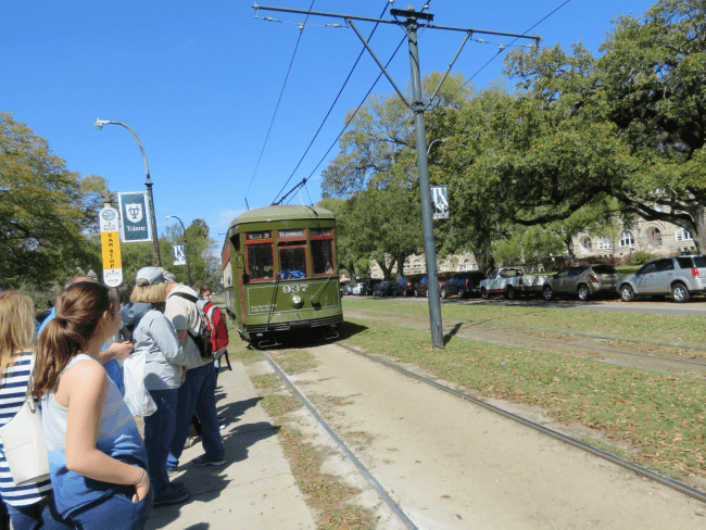 New Orleans by Streetcar
