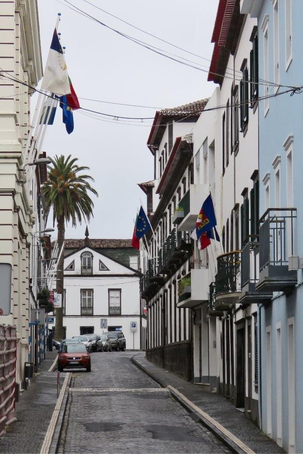 Ponta Delgada, Azores