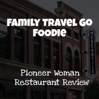 Pioneer Woman restaurant review