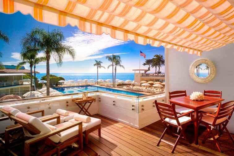 Four Seasons Resort The Biltmore Santa Barbara; Courtesy of Four Seasons Resort
