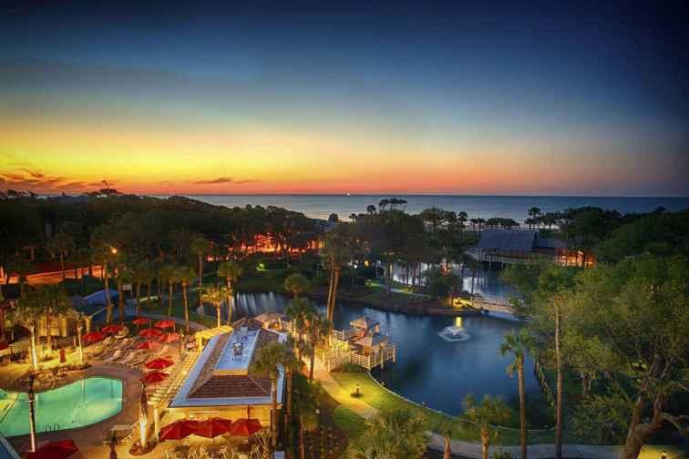 Sonesta Resort Hilton Head Island; Courtesy of Sonesta Resort Hilton Head Island