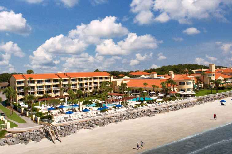King and Prince Beach & Golf Resort; Courtesy of King and Prince Beach & Golf Resort