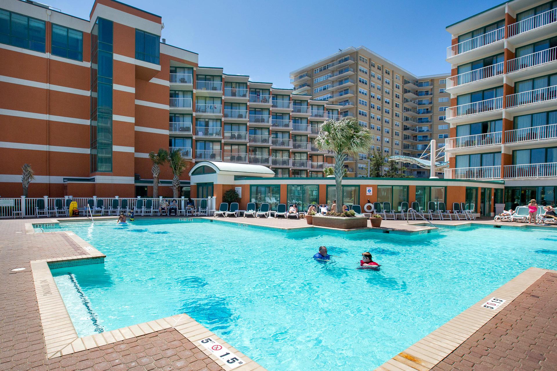 Holiday Inn & Suites North Beach pool; TripAdvisor Expert Photo