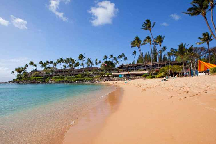 Napili Kai Beach Resort; Courtesy of Napili Kai Beach Resort