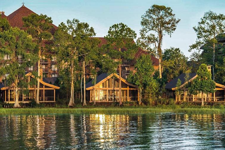 Boulder Ridge Villas at Disney's Wilderness Lodge; Courtesy of Disney