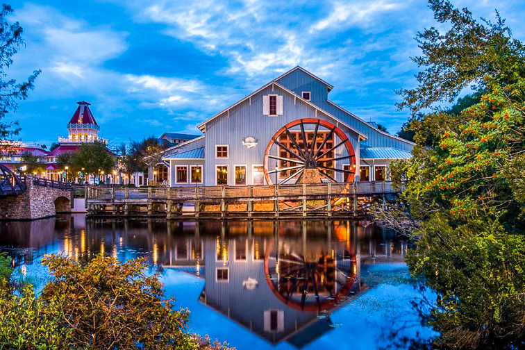 Disney's Port Orleans Resort - French Quarter; Courtesy of Disney