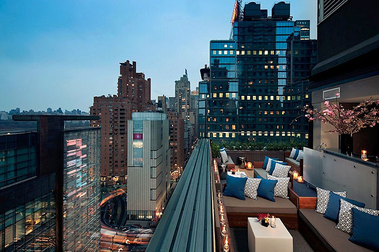 6 Columbus Central Park, a SIXTY Hotel in New York City